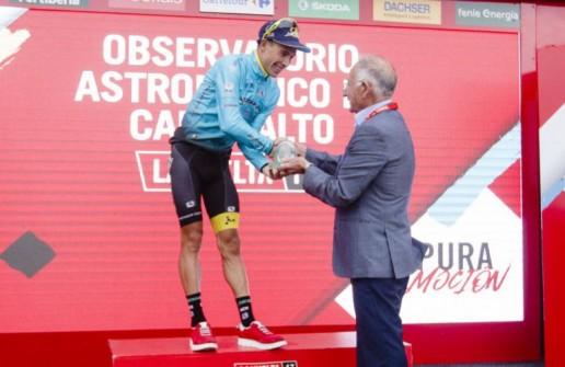 La Vuelta 2018 Roquetas de Mar