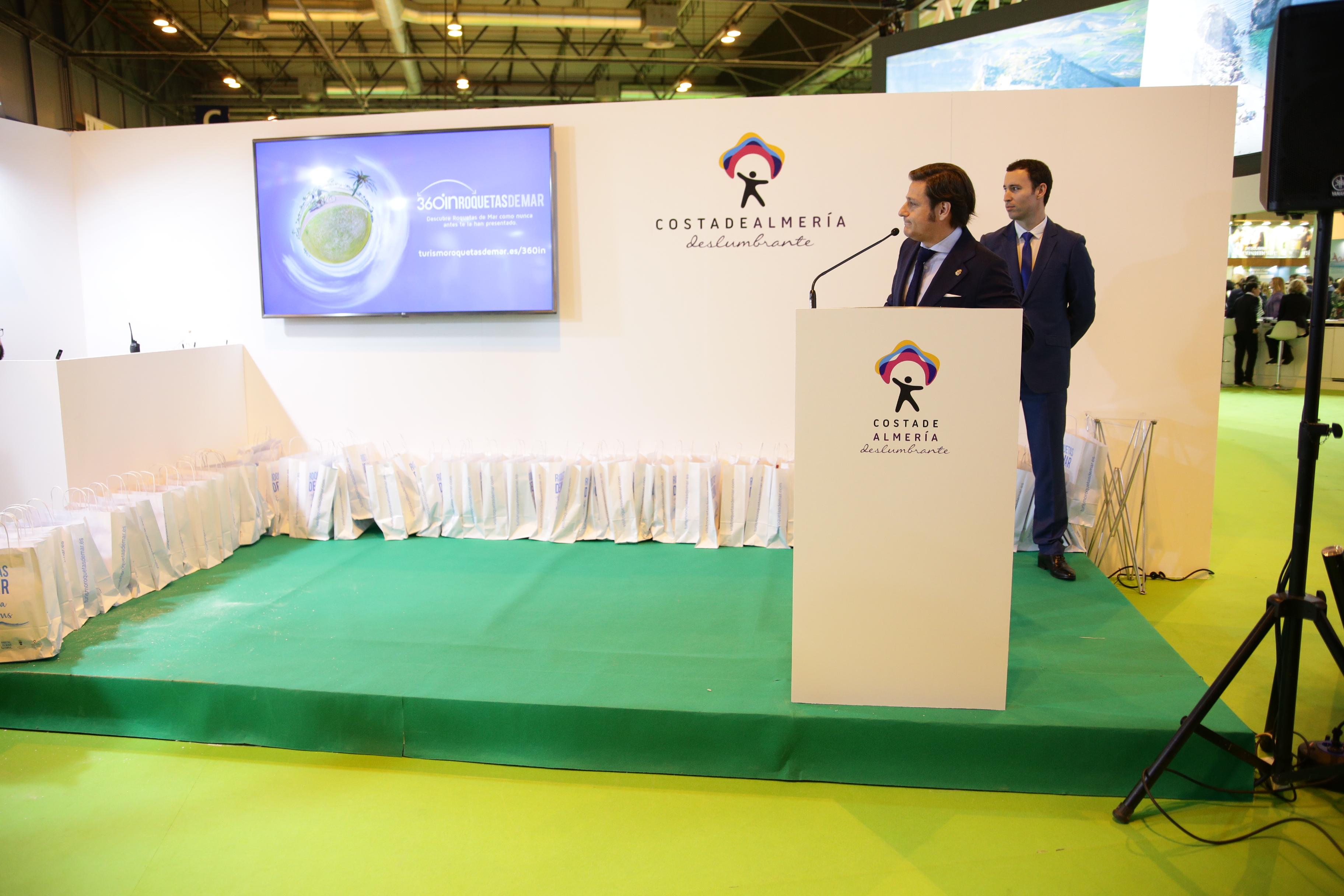 Roquetas propone experimentar el municipio en 360 grados