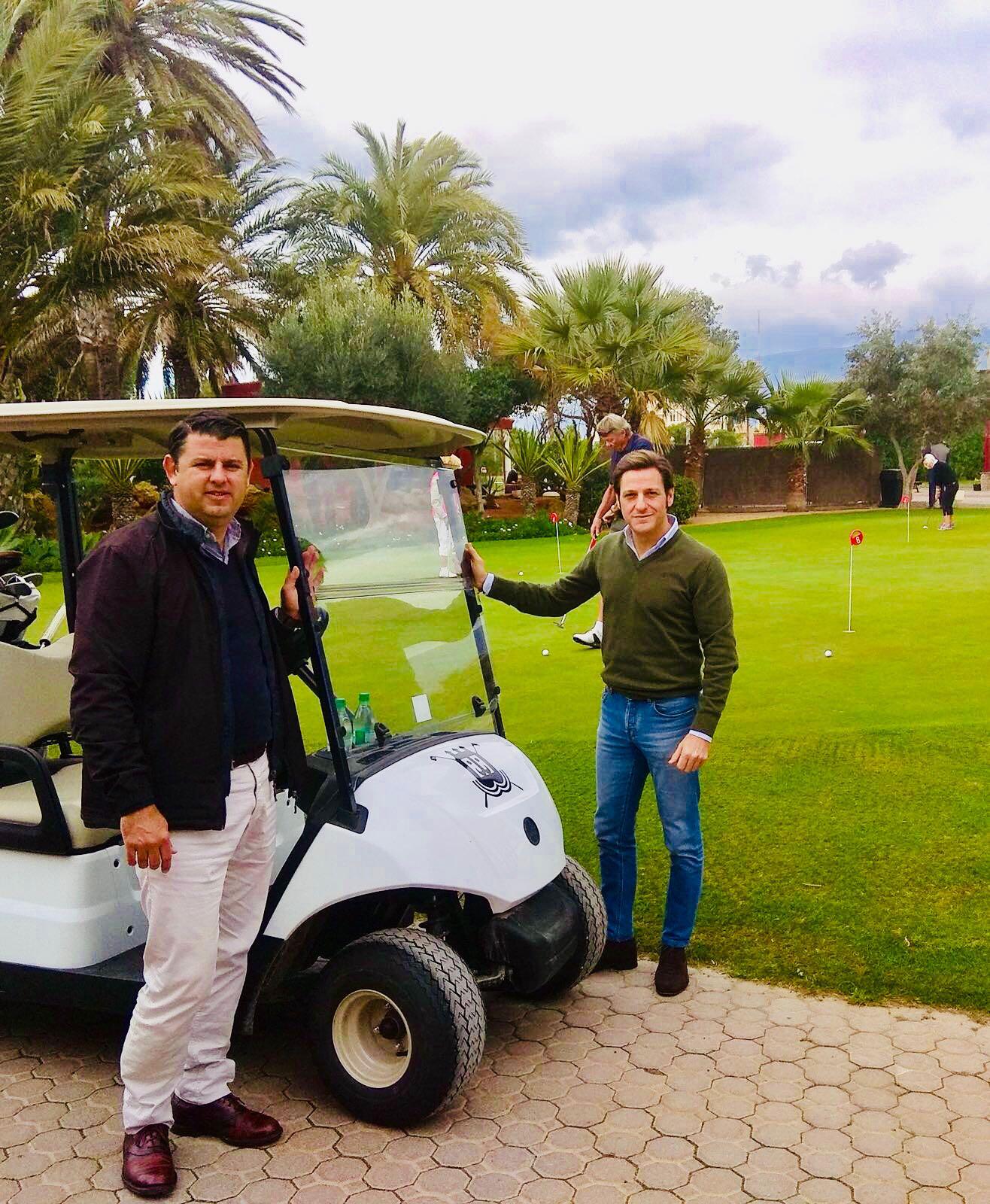 El turismo de golf vuelve a rozar las 60.000 salidas con un importante incremento en la rotación de turistas
