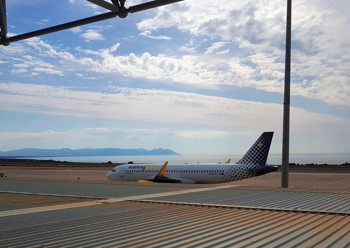 Listado de vuelos que recibirá Almería desde Marzo hasta Octubre