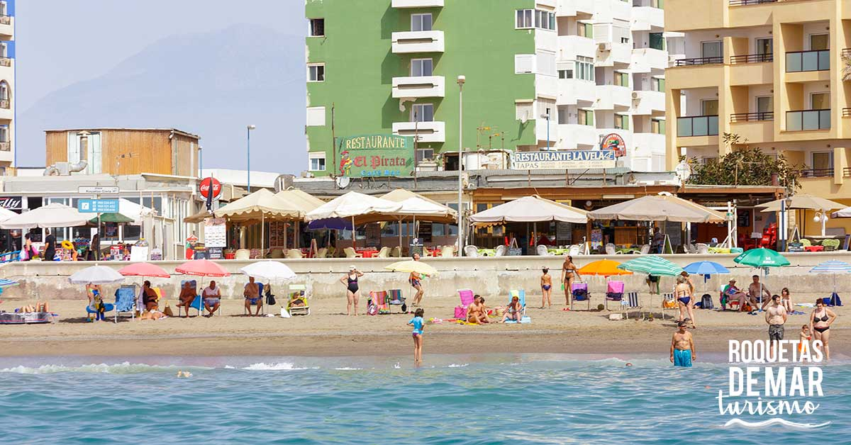 Roquetas de Mar entre los destinos más buscados para el verano