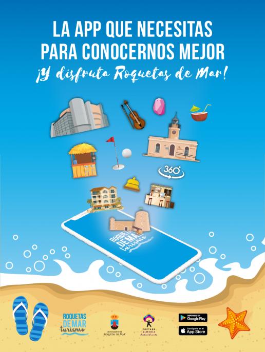 App - Roquetasde Mar - La app que necesitas para conocernos mejor