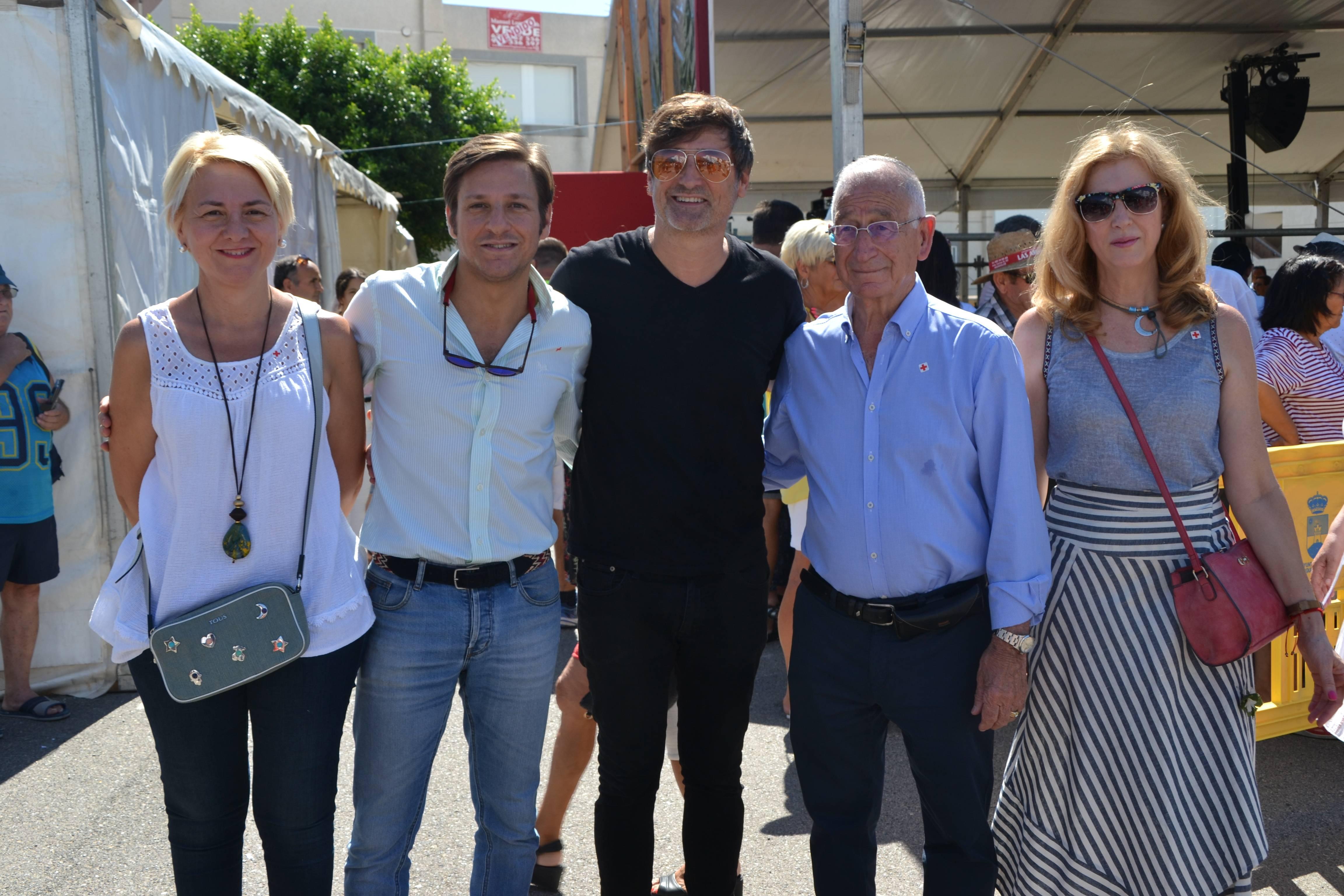 Playa Serena se llena de fiesta un año más por el Día Mundial del Turismo