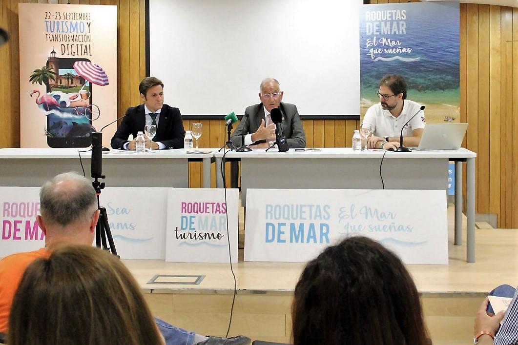 ROQUETAS DE MAR OFRECERÁ UN COMPLETO PROGRAMA DE ACTIVIDADES PARA CONMEMORAR EL DÍA MUNDIAL DEL TURISMO