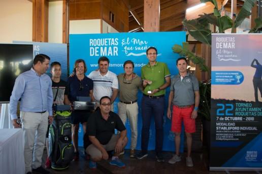 Torneo de Golf Ayuntamiento de Roquetas de Mar