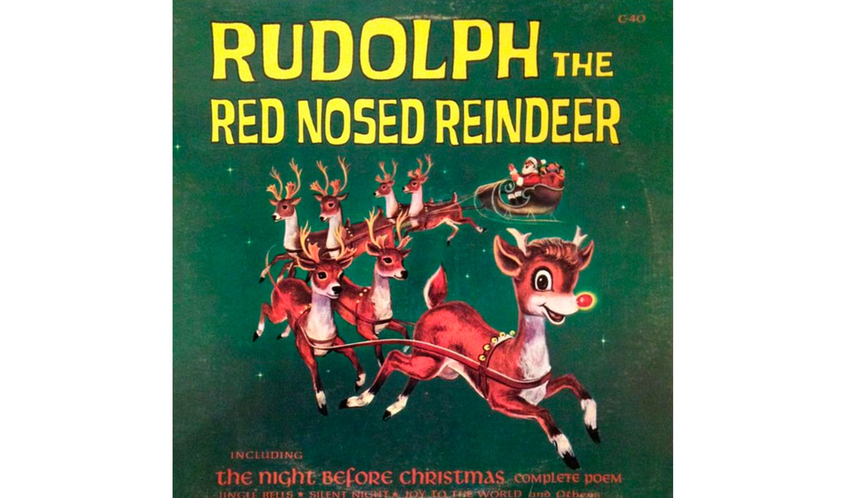 Cuentacuentos, Rudolph, the red nosed reindeer - Roquetas de Mar