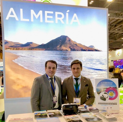 Feria World Travel Market de Londres