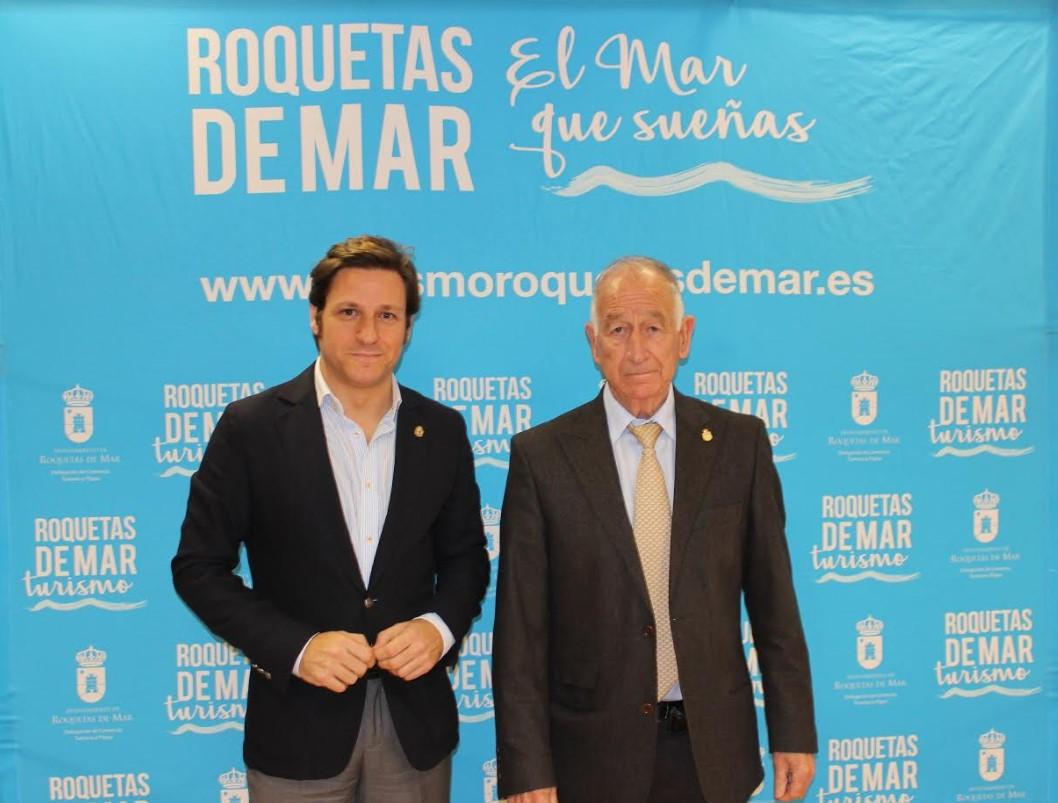 Roquetas entregará sus XIX Castillos de las Roquetas a La Vuelta Ciclista, TUI Belgium y al foro FITMAR en FITUR