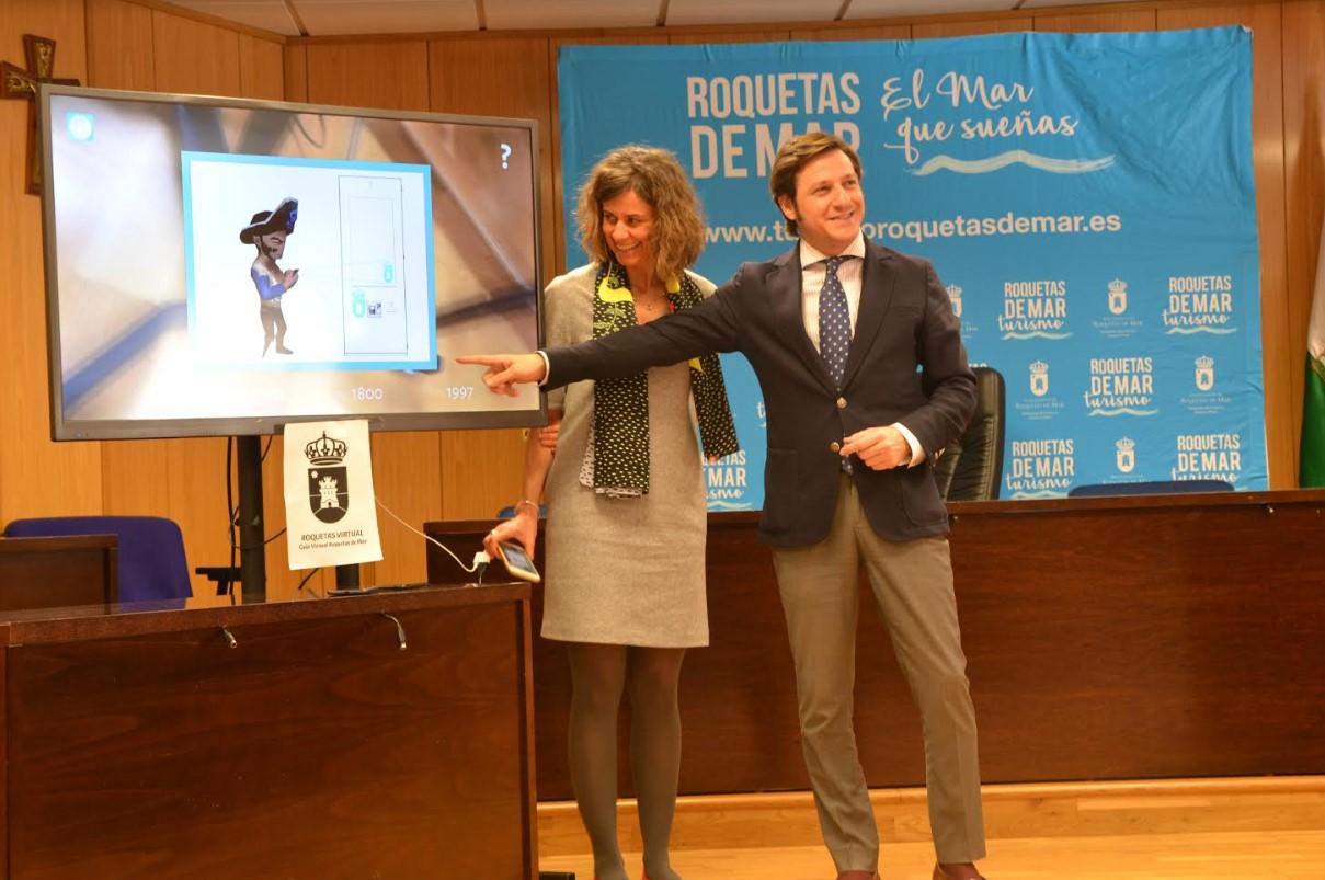 """Roquetas amplía su apuesta por el turismo cultural y la promoción digital con la App """"Un mar de culturas"""""""