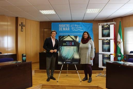 Presentación Programa Aula del Mar - Roquetas de Mar
