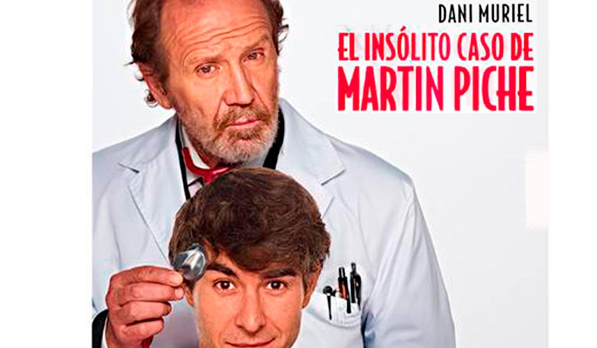 El insólito caso de Martin Piche