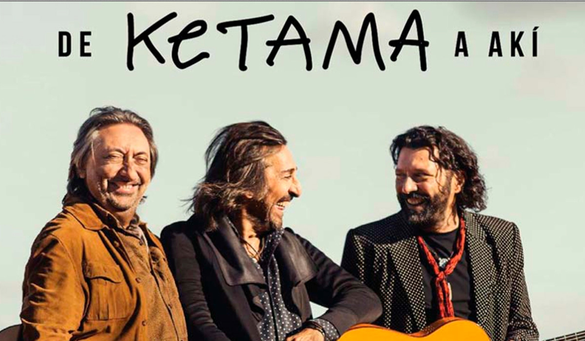 No estamos locos Tour 2019 – Vuelve Ketama