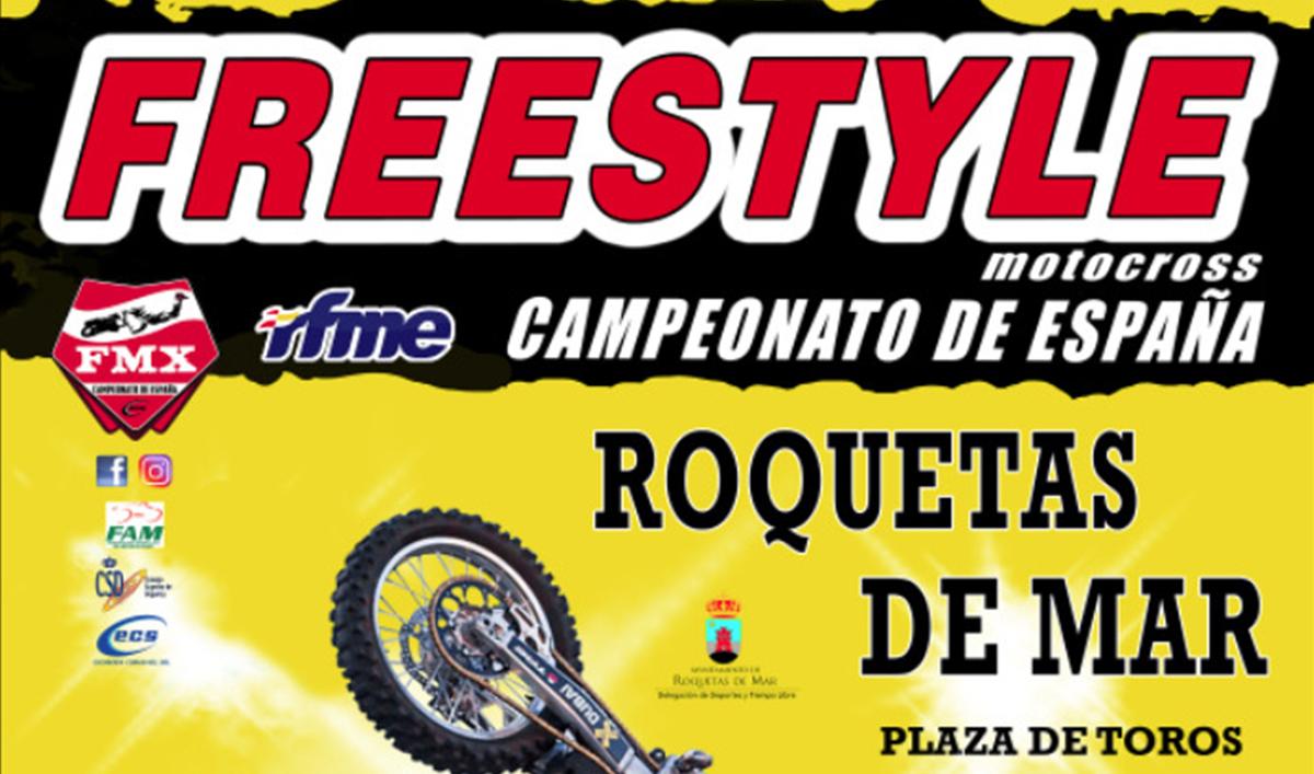 Freestyle motocross Roquetas de Mar - Turismo Roquetas de Mar