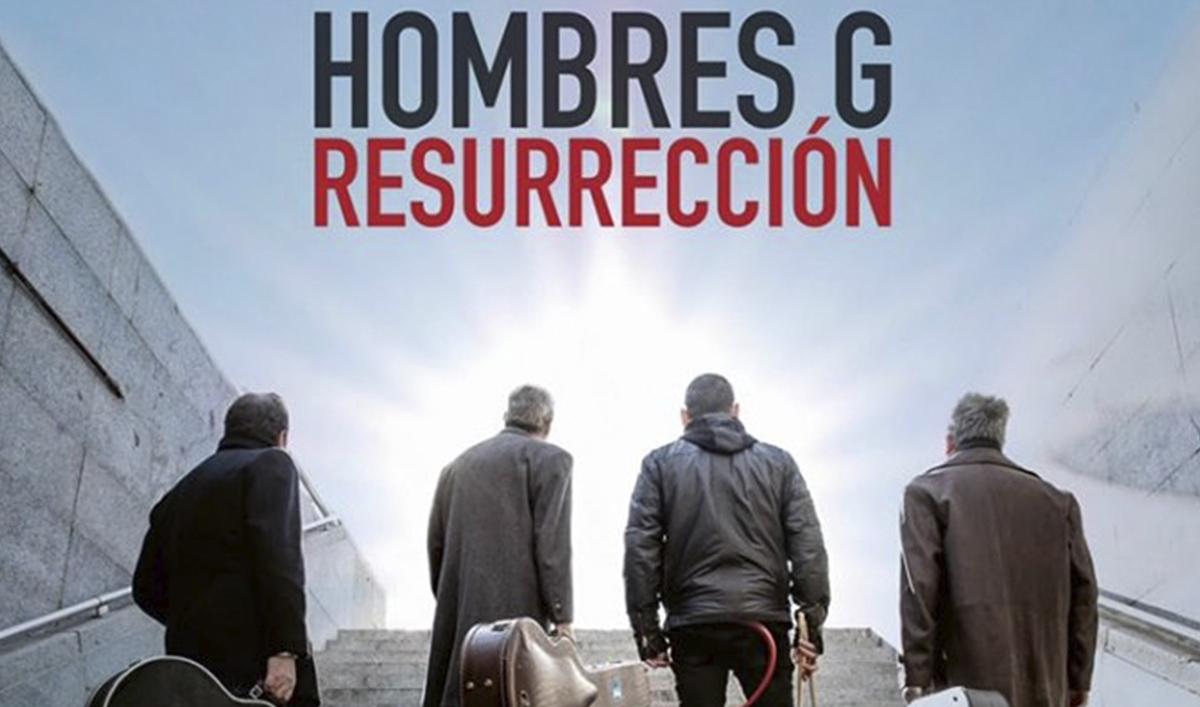Hombres G Resurrección - Turismo Roquetas de Mar