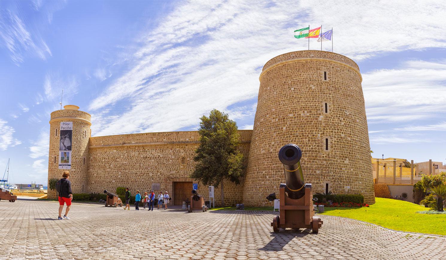 Cierre del Castillo durante primera quincena de julio