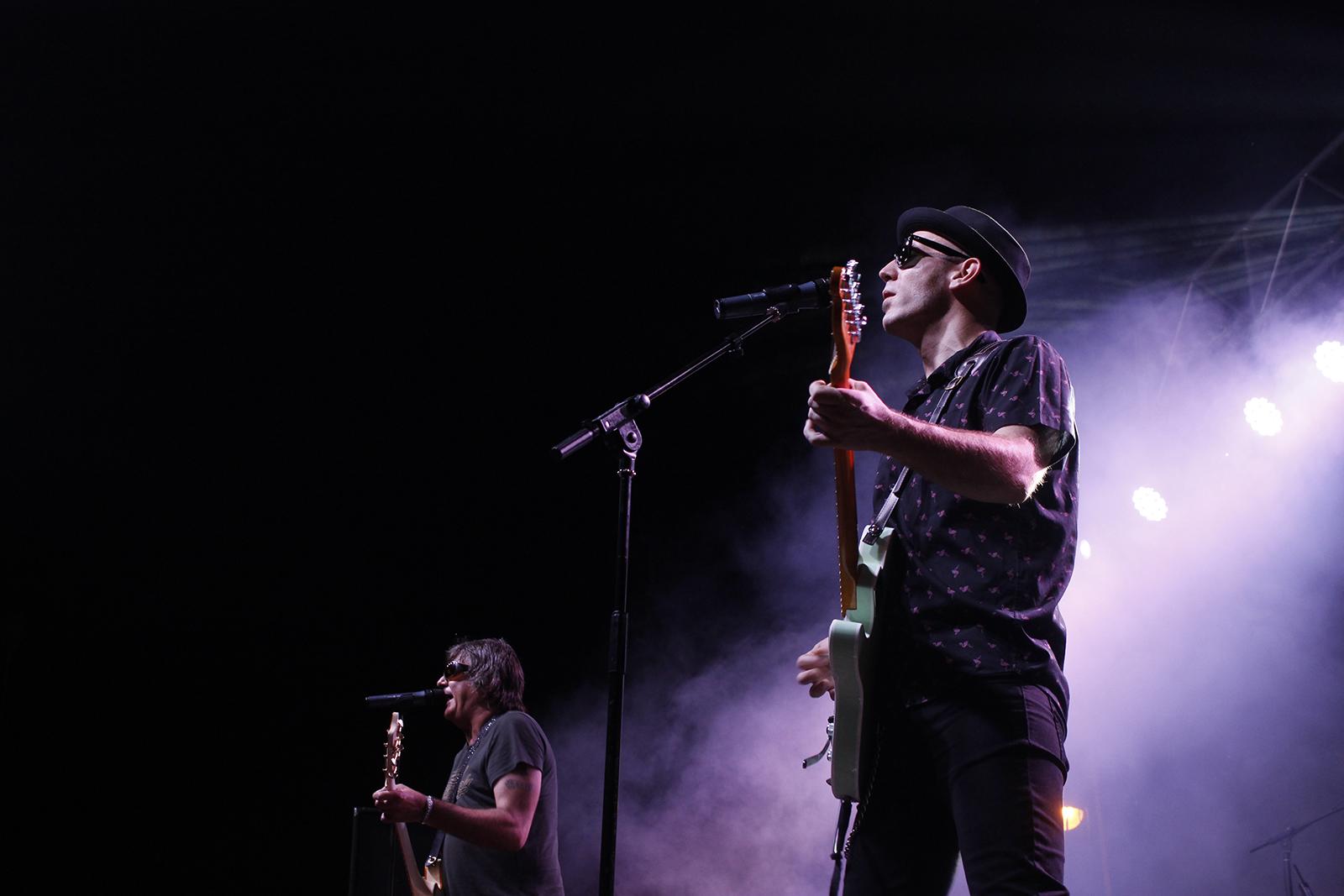Baile, rock y pura adrenalina con 'La Frontera' y 'Danza Invisible' en Playa Serena II