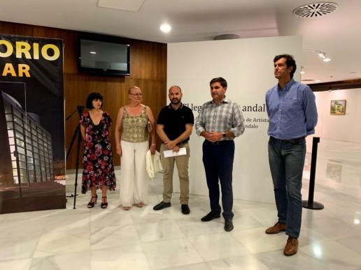 Inauguración Exposición 'El Legado Árabe Andalusí' - Teatro Auditorio - Roquetas de Mar