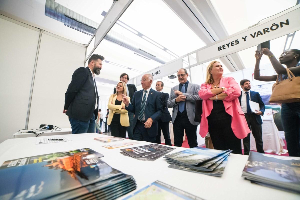 El alcalde inaugura el I Salón Profesional Innova Horeca