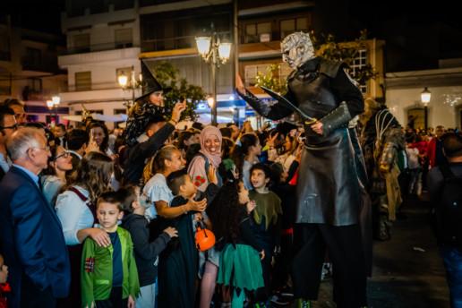 Noche de Halloween 2019 - Turismo Roquetas de Mar